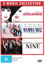 Burlesque / Mamma Mia! / Nine - Marion Cotillard