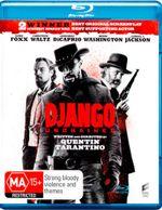 Django Unchained (Blu-ray/UltraViolet) - Christoph Waltz