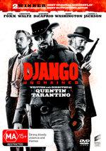 Django Unchained (DVD/UltraViolet) - Jamie Foxx