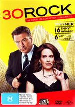 30 Rock : The Complete Collection - (Seasons 1 - 7) - Tina Fey