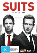 Suits : Series 2 (4 Discs) - Meghan Markle