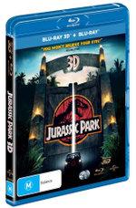 Jurassic Park (3D Blu-ray/Blu-ray/UltraViolet) - Laura Dern