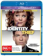 Identity Thief (Blu-ray/UV) - Jason Bateman
