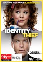 Identity Thief (DVD/UV) - Jason Bateman