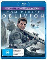 Oblivion (Blu-ray/UV) - Andrea Riseboroug