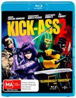 Kick Ass 2 (Blu-ray/UV) - Aaron Taylor-Johnson