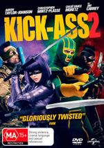 Kick Ass 2 (DVD/UV) - Jim Carrey