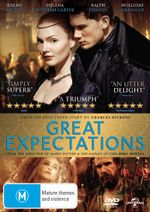 Great Expectations (2012) (DVD/UV) - Jeremy Irvine