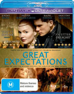 Great Expectations (2012) (Blu-ray/UV) - Jeremy Irvine