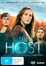 The Host (DVD/UltraViolet) - Saoirse Ronan