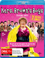 Mrs Brown's Boys : Season 3 - Paddy Houlihan