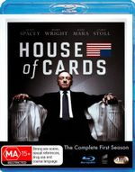 House of Cards : Season 1 - Volume 1: Chapters 1 - 13 - Kevin Spacey
