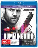 Hummingbird (Blu-ray/UV) - Jason Statham