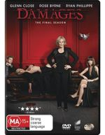 Damages : Season 5 (The Final Season) - Glenn Close