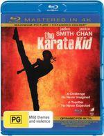 The Karate Kid (2010) (Blu-ray/Blu-ray 4K HD) - Wenwen Han