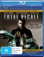 Total Recall (2012) (Blu-ray/Blu-ray 4K HD) - Colin Farrell
