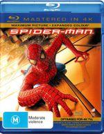 Spiderman (Blu-ray/Blu-ray 4K HD) - Tobey Maguire