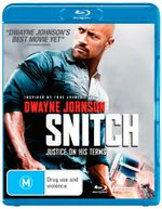 Snitch (2013) (Blu-ray/UV) - Dwayne Johnson