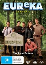 Eureka : Season 5 (The Final Season) - Colin Ferguson
