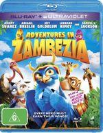 Adventures in Zambezia (Blu-ray/UV) - Jeremy Suarez