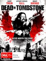 Dead in Tombstone (DVD/UV) - Danny Trejo