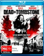 Dead in Tombstone (Blu-ray/UV) - Danny Trejo