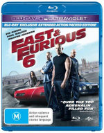 Fast and Furious 6 (Blu-ray/UV) - Vin Diesel