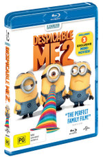Despicable Me 2 (Blu-ray / UV) - Steve Carell