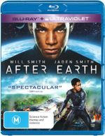 After Earth (Blu-ray/UV) - Will Smith