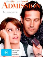 Admission (DVD/UV) - Tina Fey