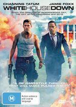 White House Down (DVD/UV) - Channing Tatum
