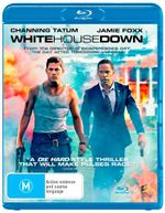 White House Down (Blu-ray/UV) - Channing Tatum