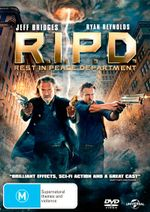 R.I.P.D. (DVD/UV) - Jeff Bridges