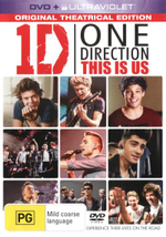 One Direction : This Is Us (DVD/UV) - Niall Horan