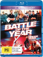 Battle of the Year (Blu-ray/UV) - Josh Holloway
