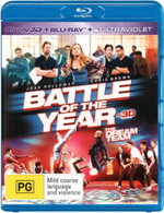 Battle of the Year (3D Blu-ray/Blu-ray/UV) - Chris Brown