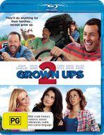 Grown Ups 2 (Blu-ray/UV) - Kevin James