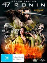 47 Ronin (DVD/UV) - Keanu Reeves