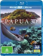 Papua (3D Blu-ray/Blu-ray) - Not Specified