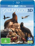 Galapagos (3D Blu-ray/Blu-ray) - Not Specified