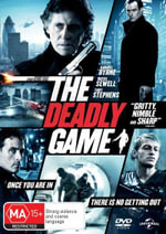 The Deadly Game - Mark Badham