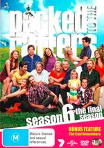 Packed to the Rafters : Season 6 (3 Discs) - Hugh Sheridan