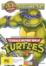 Teenage Mutant Ninja Turtles : Volume 12 - Townsend Coleman