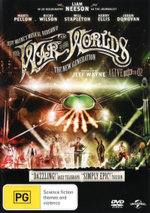 Jeff Wayne's The War of the Worlds Concert - Live from the O2 (2012) - Will Stapleton