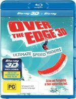 Over the Edge (3D Blu-ray/Blu-ray) - Jerome Baud