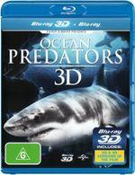 Ocean Predators (3D Blu-ray/Blu-ray) - Glen McCready