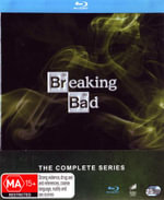 Breaking Bad : The Complete Series (15 Discs) - Anna Gunn