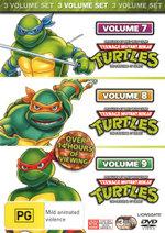 Teenage Mutant Ninja Turtles : Volumes 7 - 9 (BigW Exclusive) - Renae Jacobs