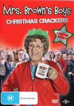 Mrs Brown's Boys : Christmas Specials (Xmas Special / Mammy Christmas / The Virgin Mammy) (1 Disc) - Dermot ONeill