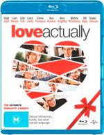 Love Actually (Blu-ray/UV) - Hugh Grant